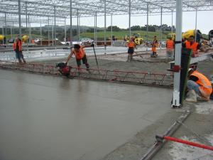 Industrial Concrete Flooring
